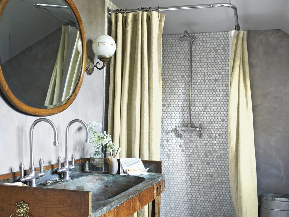 Bathroom Designs Vintage 37 rustic bathroom decor ideas - rustic modern bathroom designs