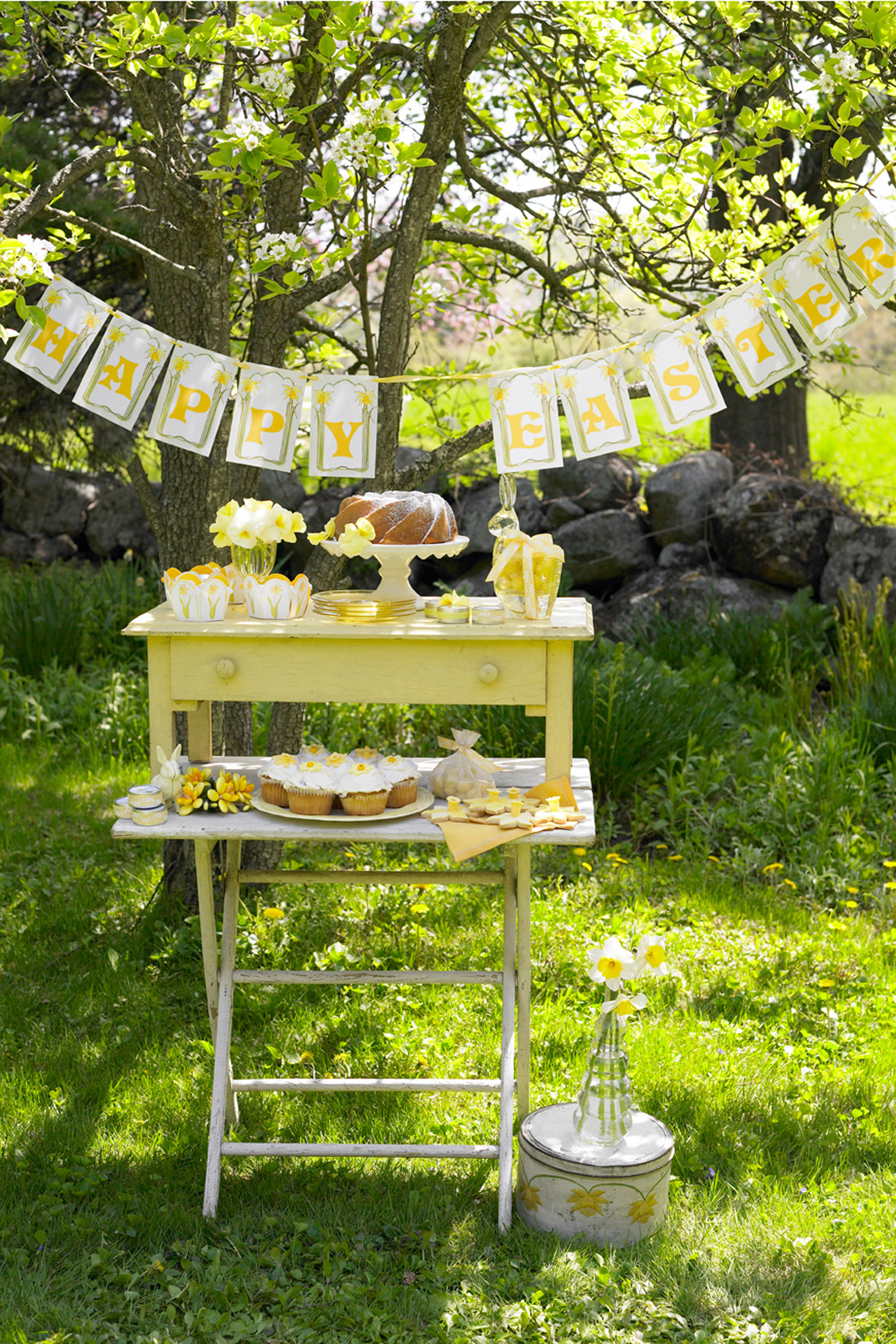Garden Ideas For Spring 14 garden tea party decorations & ideas