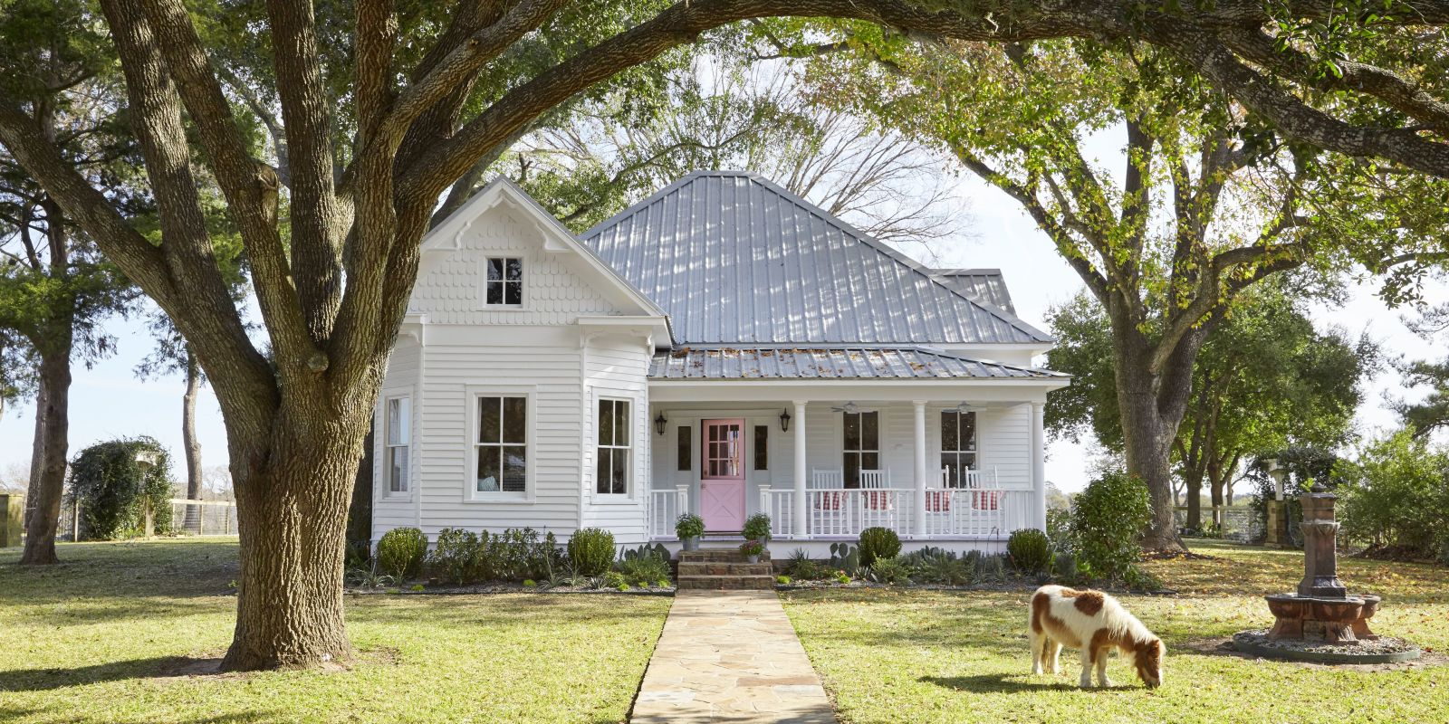 Bailey McCarthy Texas Farmhouse Farmhouse Decorating Ideas
