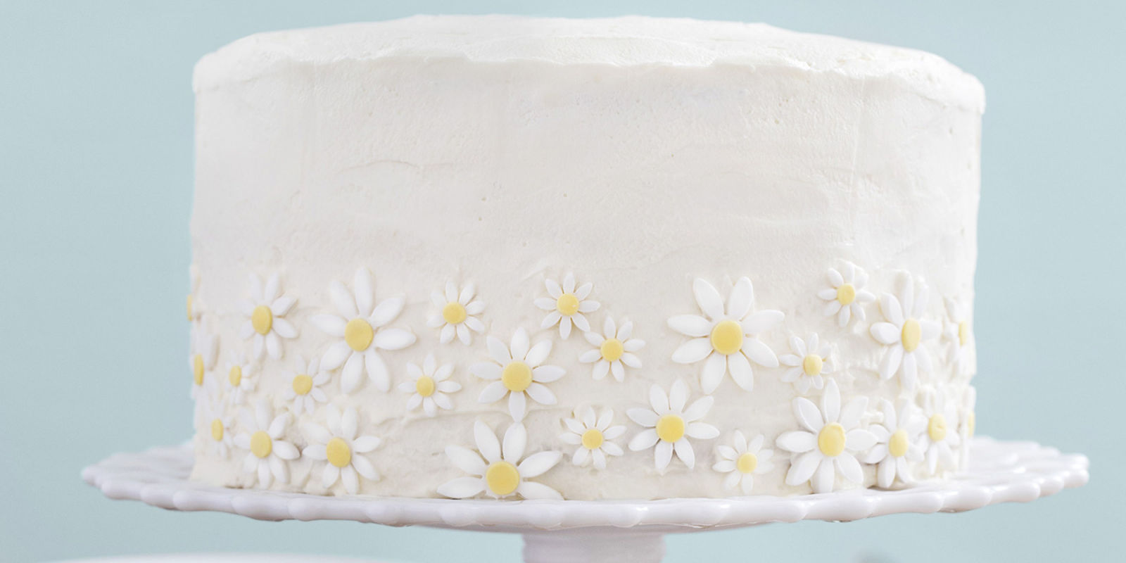 lemon coconut cake with mascarpone frosting