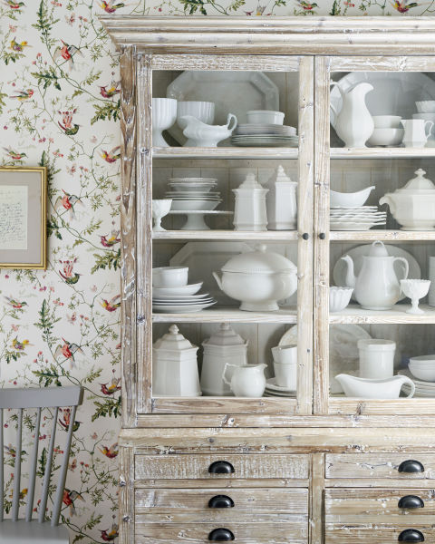 Update Your China Cabinet