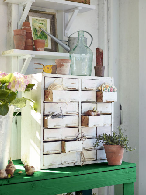 Incorporate Salvaged Finds