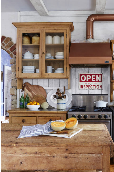 Dianna palmer country kitchen country kitchen decorating ideas - Timelessly charming farmhouse style furniture for your home interior ...