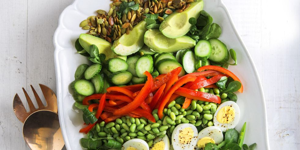 Green Machine Power Salad – bestrecepiesforyou