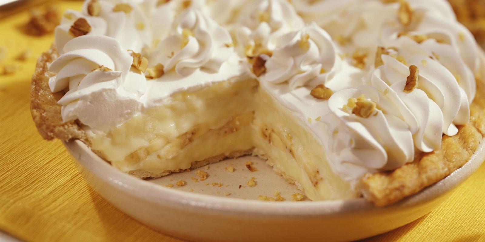 Cream Pie Recipes – Best Cream Pies