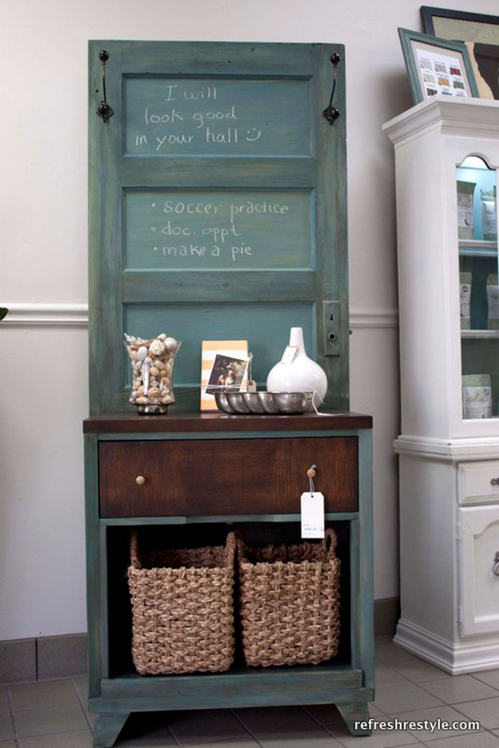 Repurposed Door Crafts Easy Craft Ideas