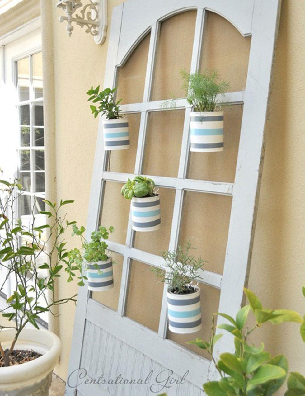 Repurposed Door Crafts - Easy Craft Ideas