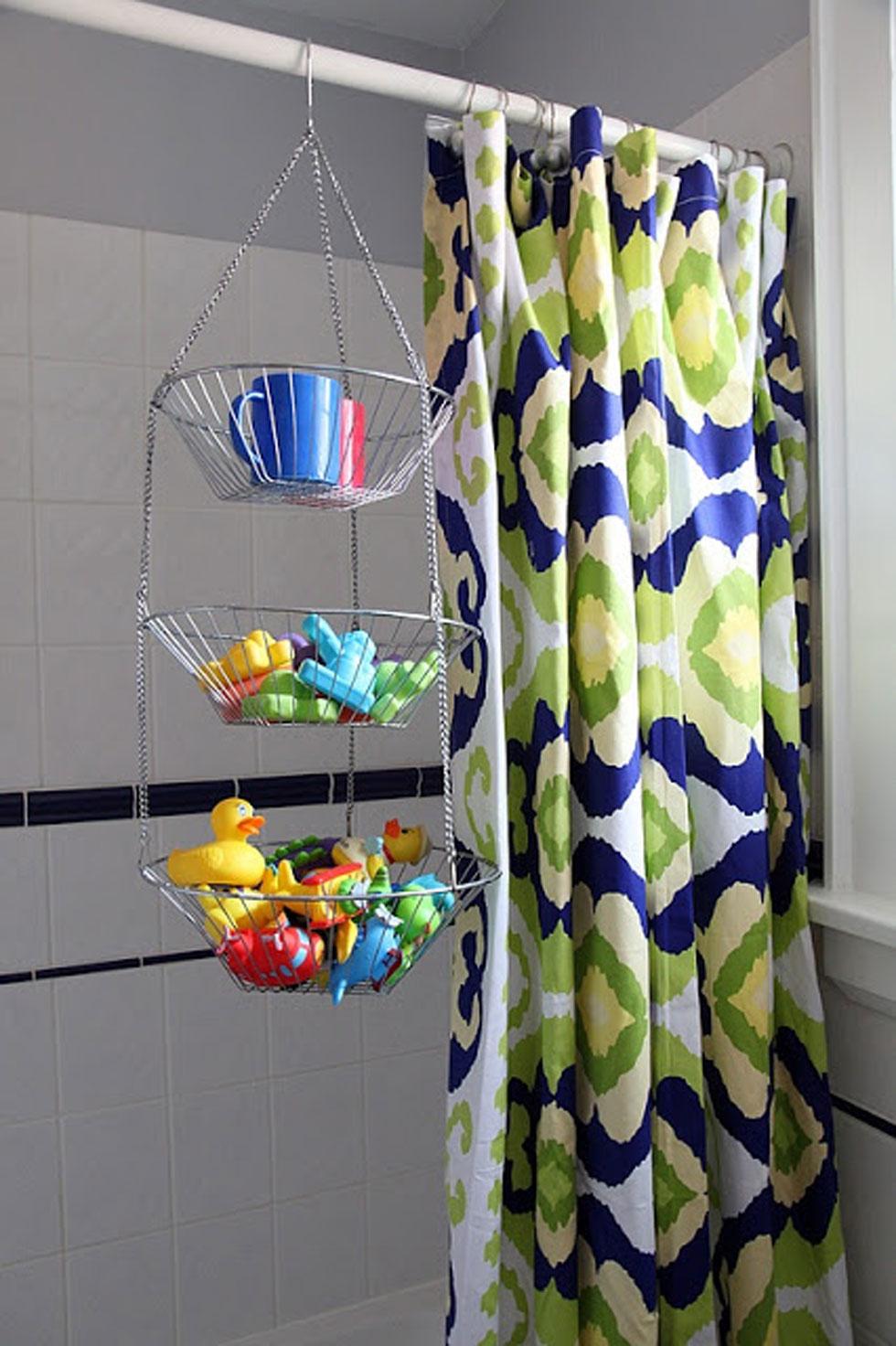 Bathroom Toys Storage Toy Organization Ideas Smart Storage Ideas