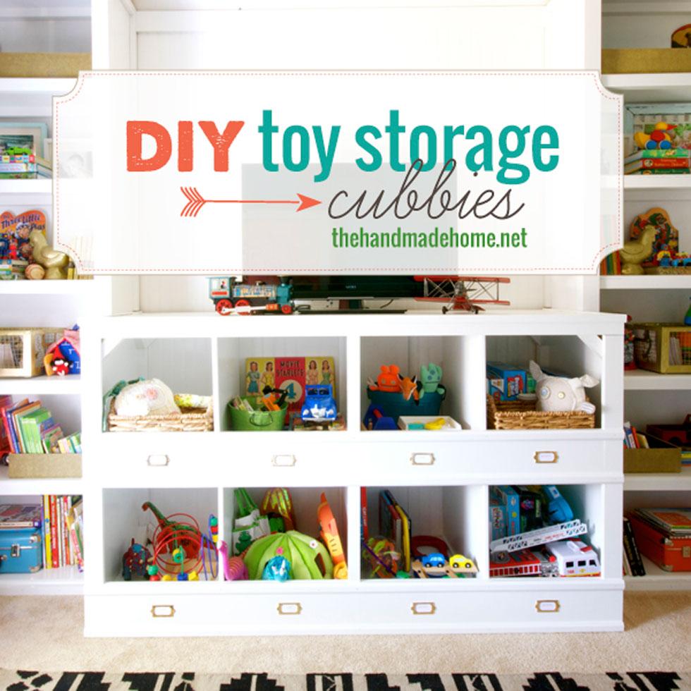 toy organization ideas smart storage ideas