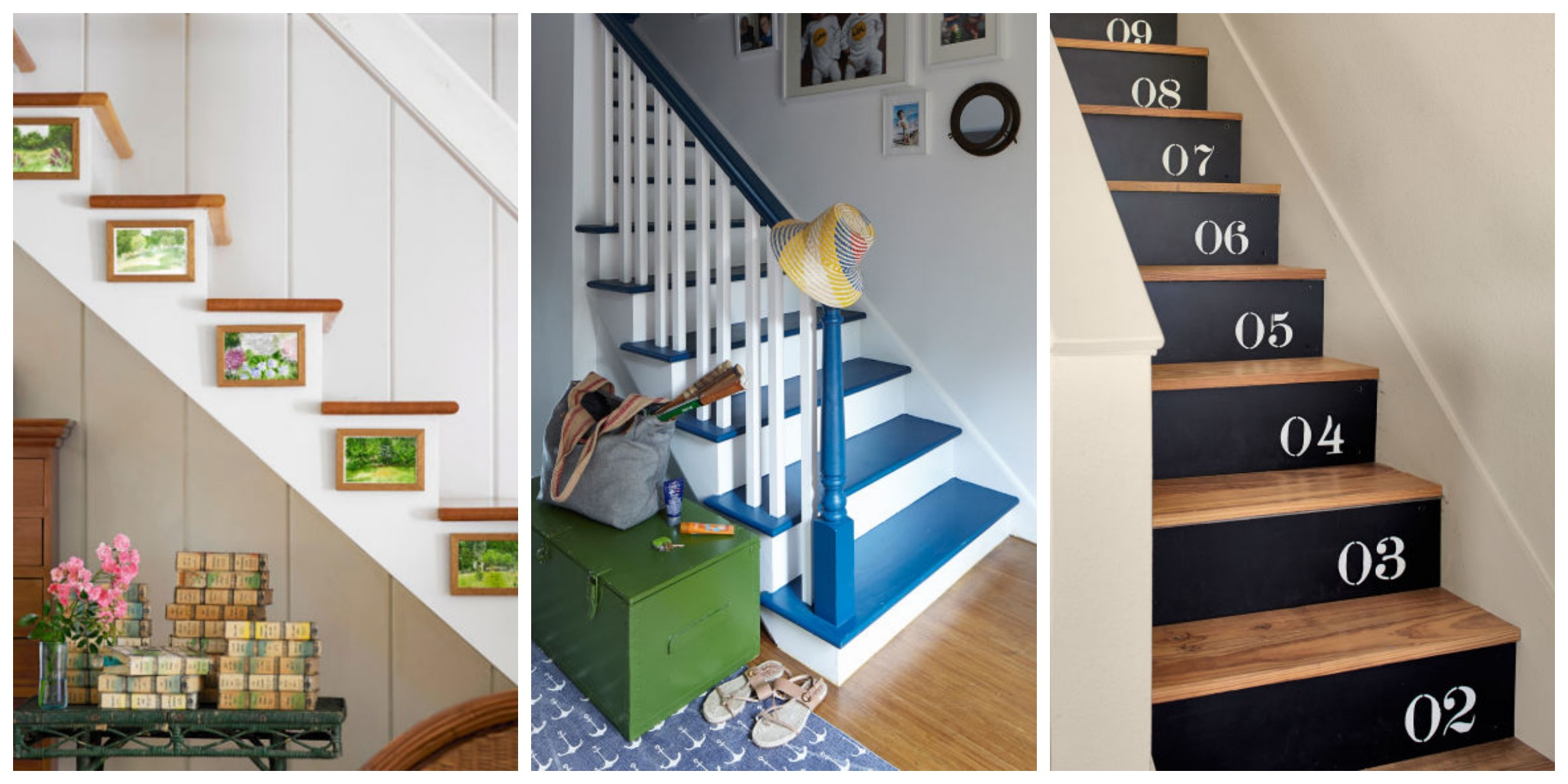Staircase Ideas - Decorating Beautiful Staircases
