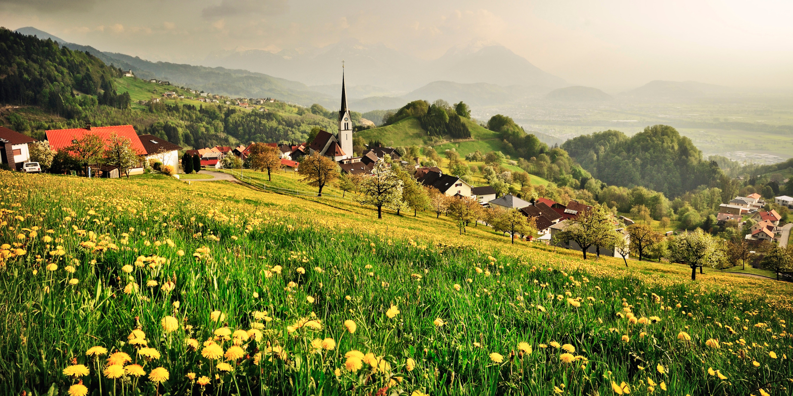 15 Photos That Perfectly Capture Austrias Stunning Countryside