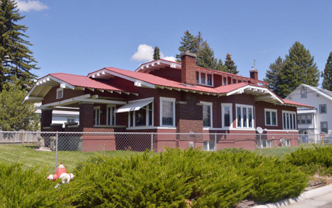 Historic homes for sale under 150 000 in america here 39 s for Craftsman style homes for sale in boise idaho