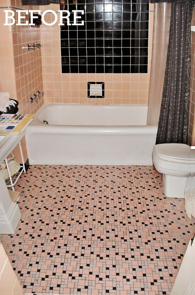 Bathroom Makeovers On The Cheap 9 steps to a brilliant bathroom makeover - cheap bathroom