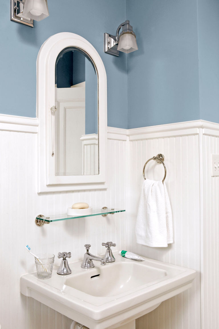 9 steps to a brilliant bathroom makeover - Cheap Bathroom Makeover