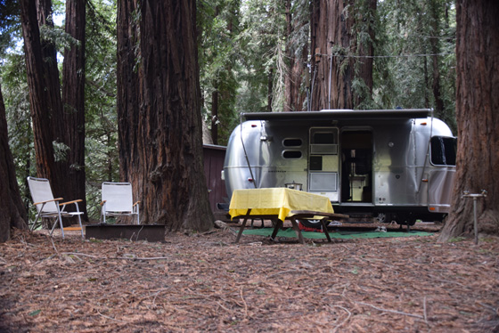 Country living gorving id 11 top rv parks woodall 39 s for Big sur campground and cabins