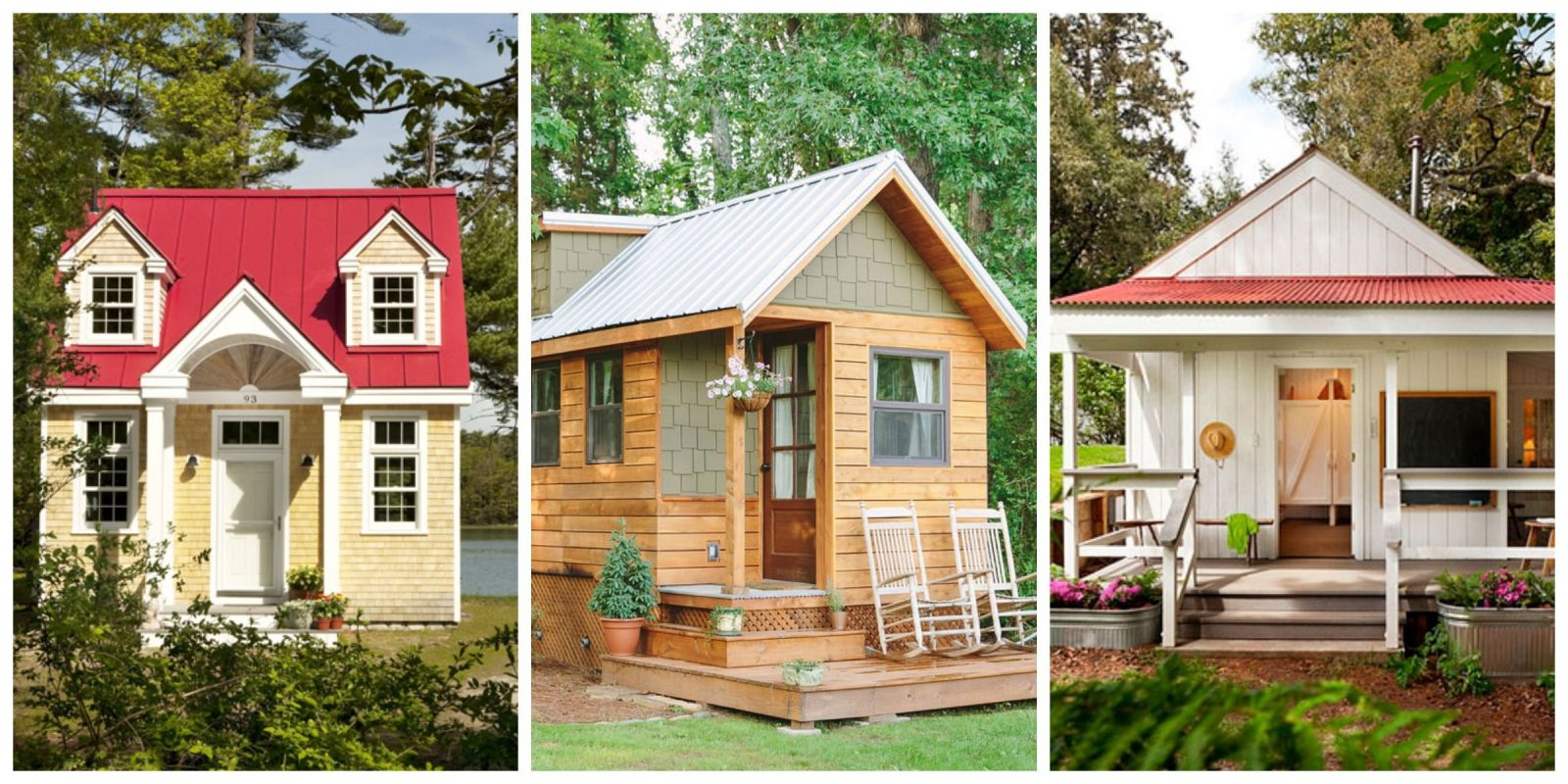 65 Best Tiny Houses 2017 Small House Pictures Plans - simple house designs