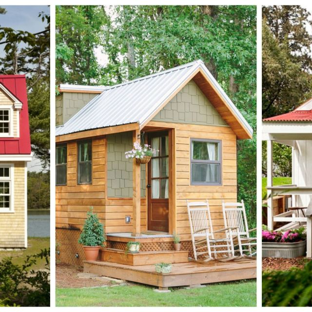 Small House Designs & Ideas