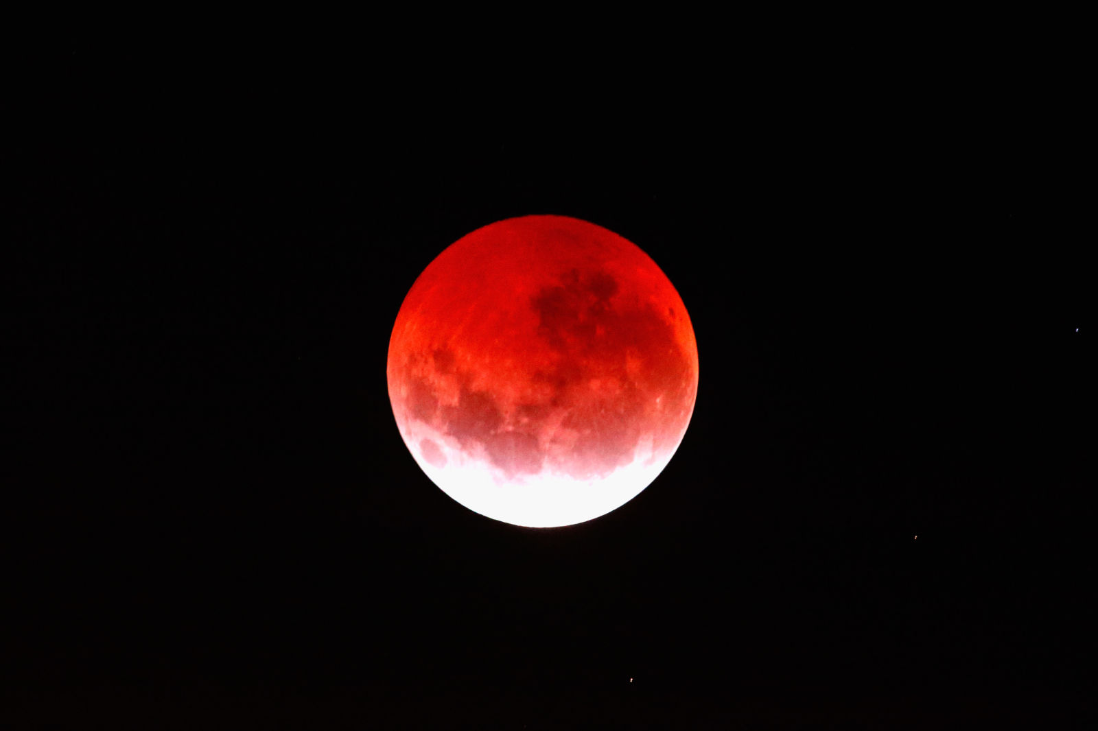 blood moon tonight trinidad - photo #43