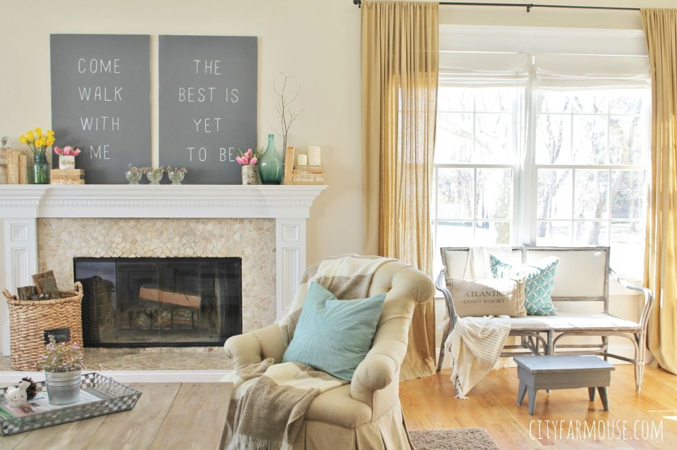 city farmhouse - Home Decorating Blogs