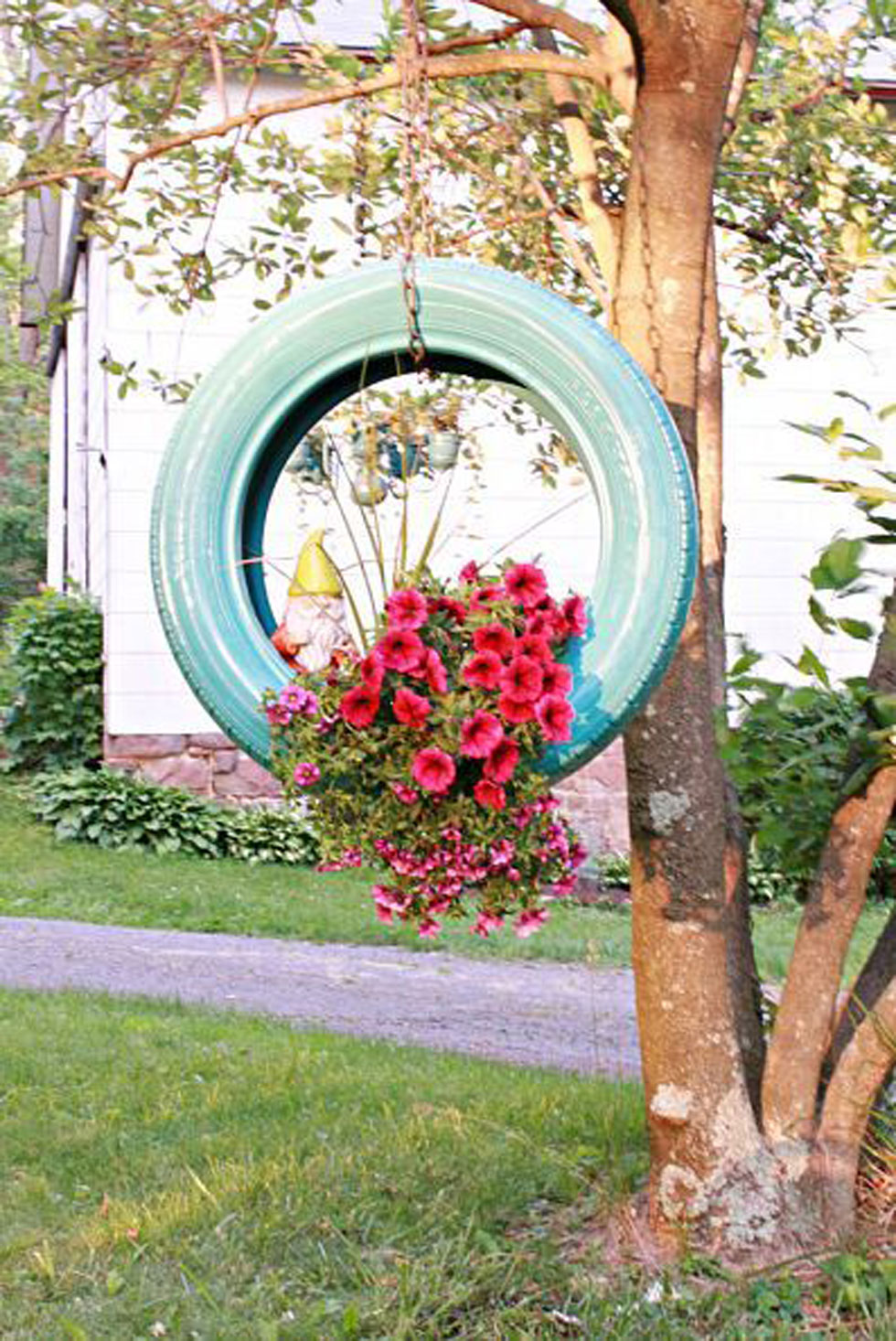 Homemade garden decor - Homemade Garden Decor 57