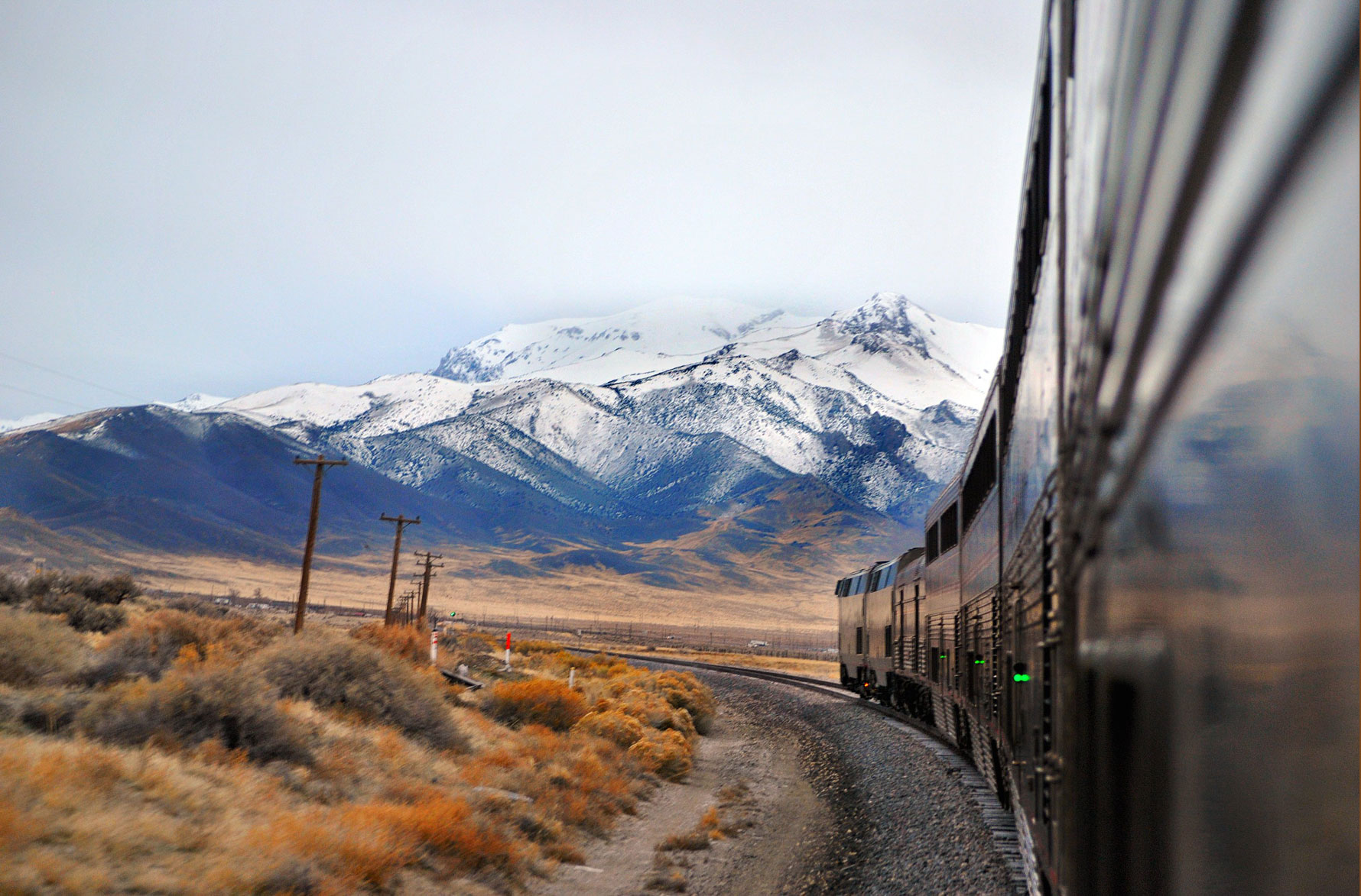 Of The Most Scenic Train Rides Train Travel USA - Amtrak us map vacations scenic