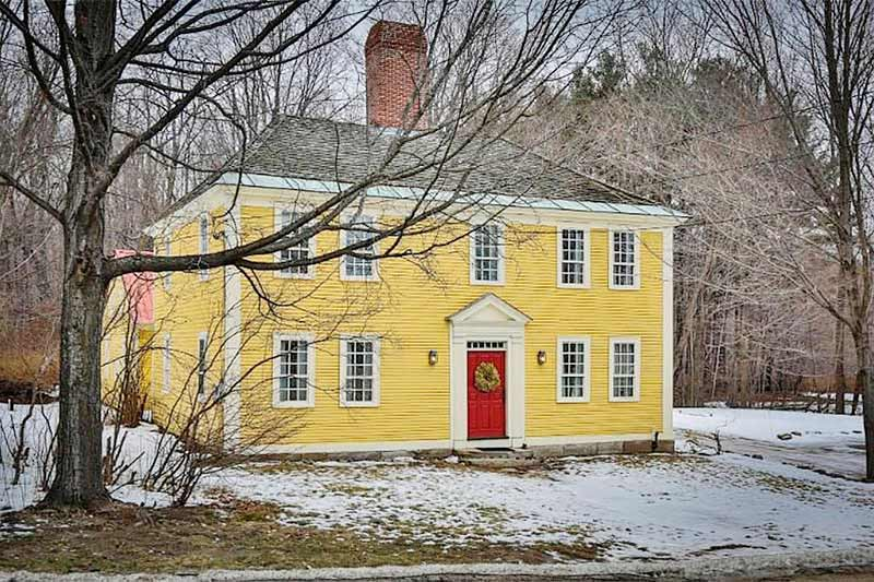4 Perfect Thanksgiving Houses For Sale Historic Homes