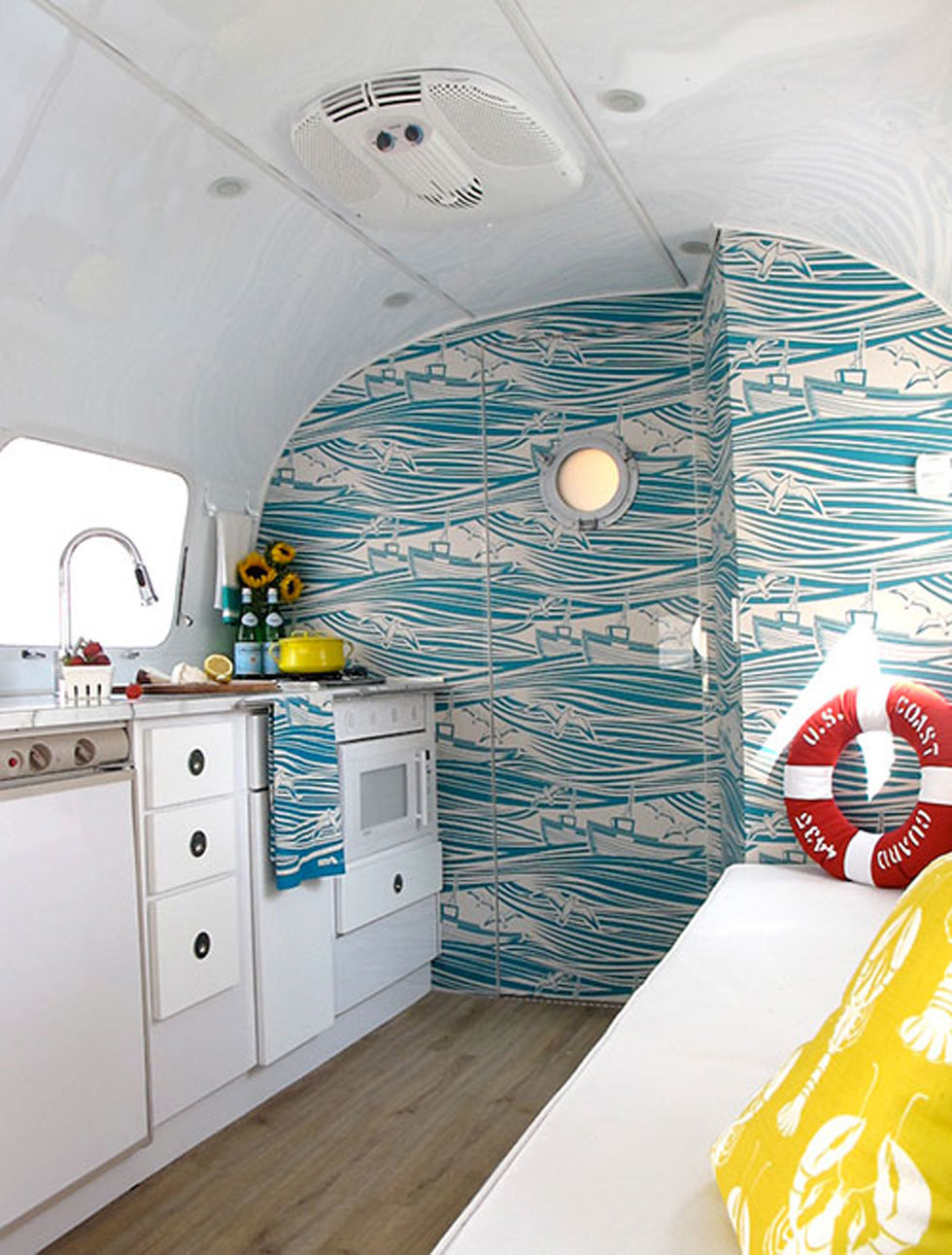 Camper Decorating Ideas Rv Decor Pictures