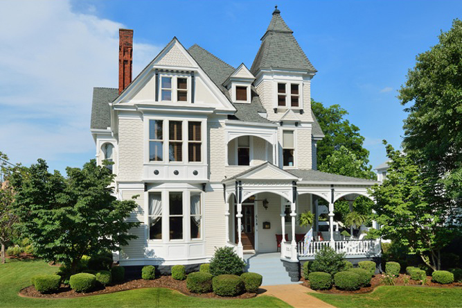 A state by state guide to 50 of our favorite historic for Our victorian house