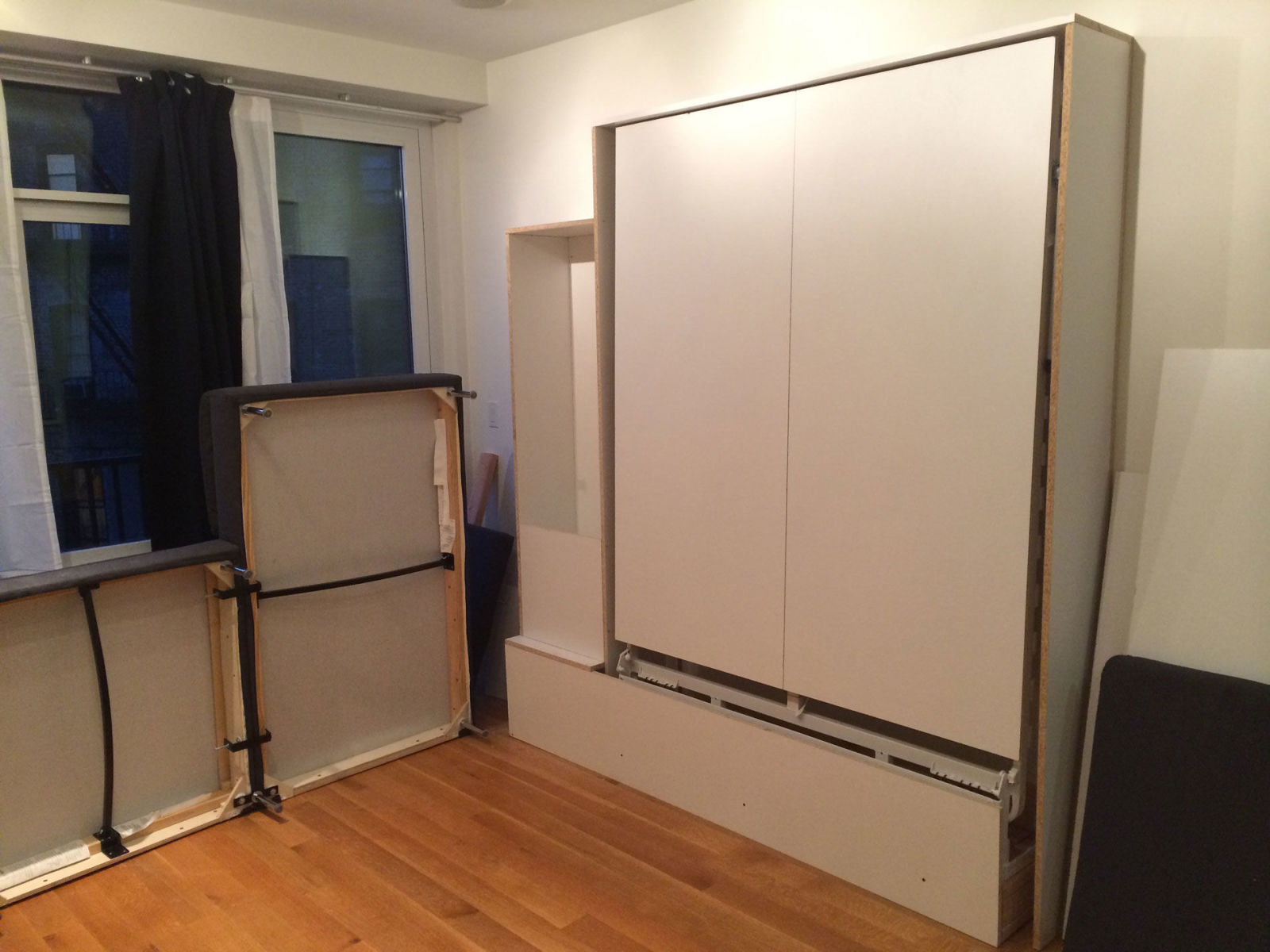 Diy Home Decor Make Your Own Murphy Bed