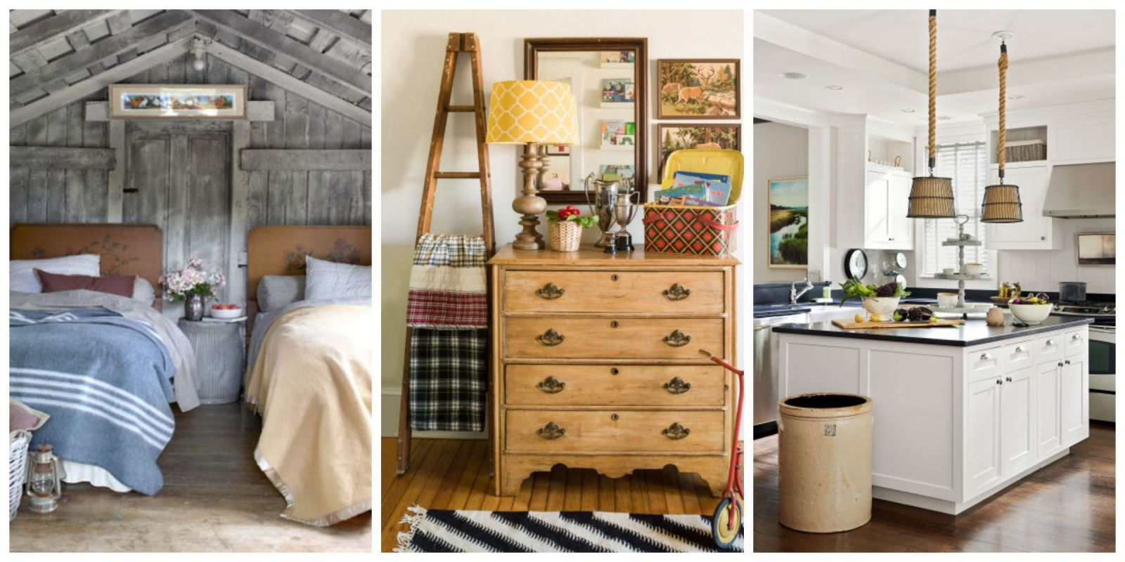 34 Clever Ways to Upcycle Flea Market Finds Into Stylish Home ...