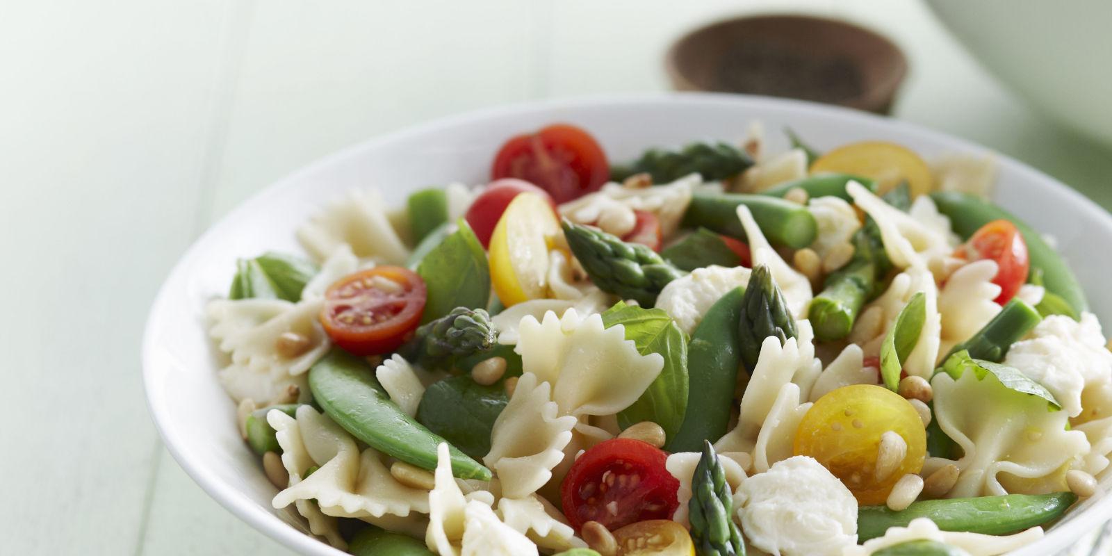 22 Summer Pasta Salad Recipes Easy Ideas For Cold Pasta