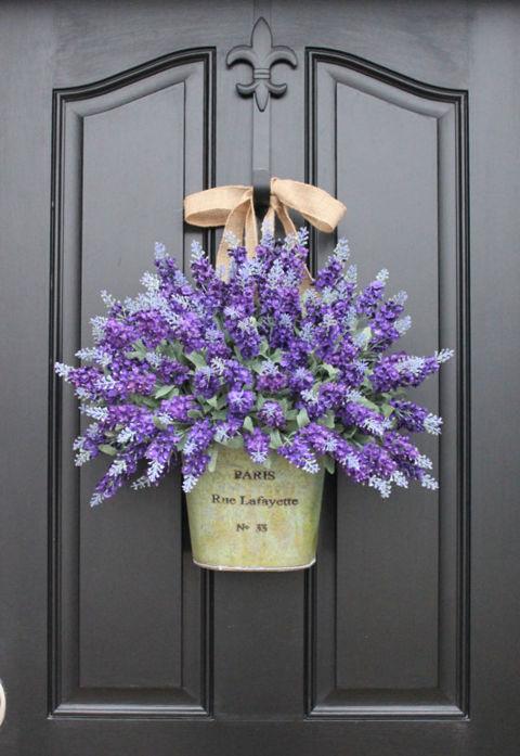 front door hangingsFront Door Decor  Front Door Decorating Ideas