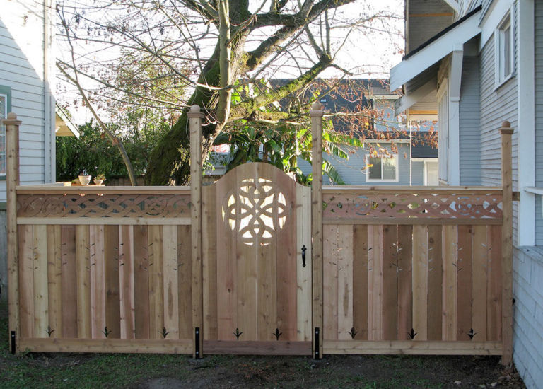 Garden Gate Ideas garden tool gate Garden Gate Decor House Decor Ideas