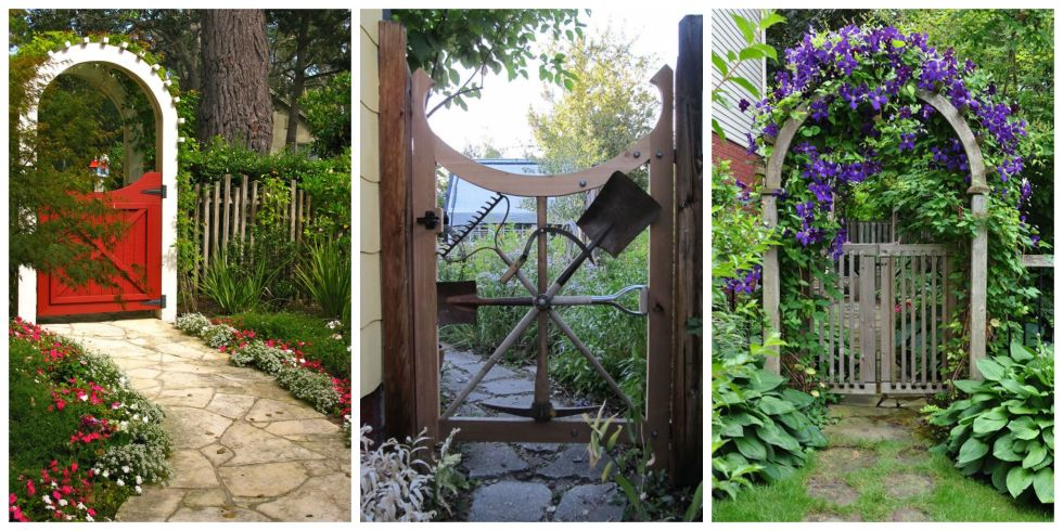15 Best Garden Gates - Ideas For Beautiful Garden Gates