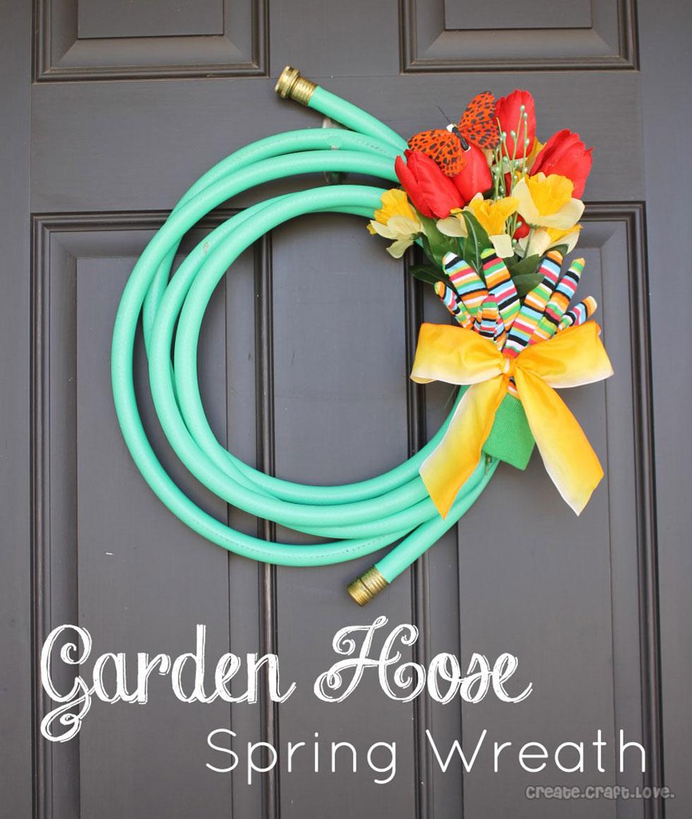 Front door decorations for spring - Front Door Decorations For Spring 40