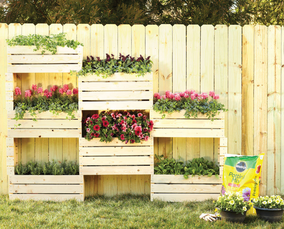 Superb 26 Creative Ways To Plant A Vertical Garden   How To Make A Vertical Garden