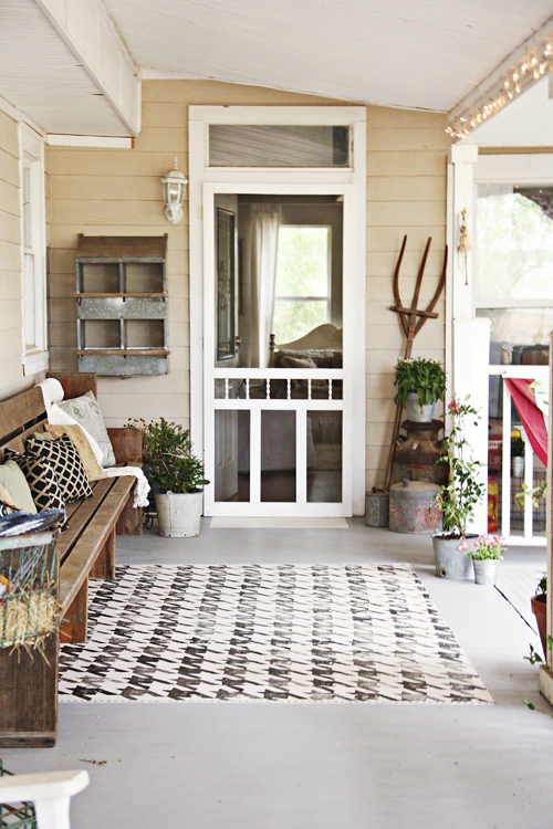 Porch Decor diy porch décor - diy outdoor décor
