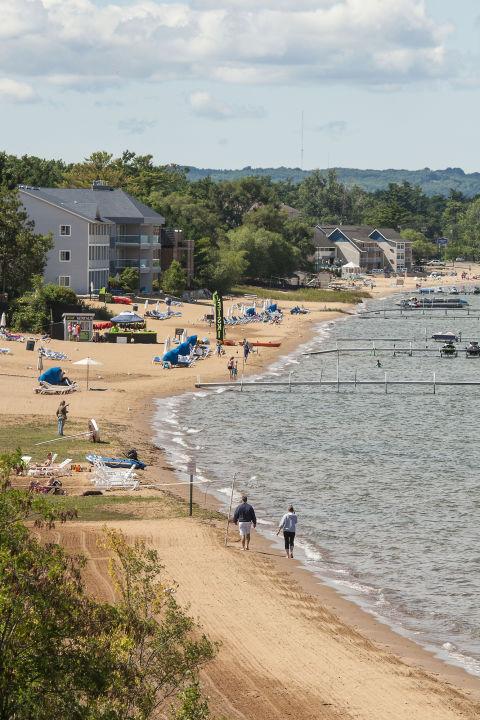 Best Hidden Beaches In Traverse City