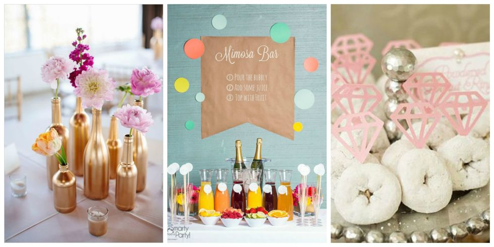 Decorating Themes 40+ best bridal shower ideas - fun themes, food, and decorating