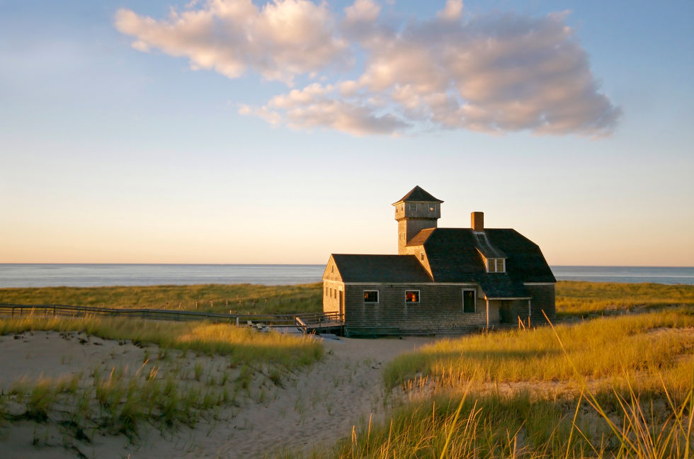 Best Beach Towns In America Of The Most Charming Beach Towns - Us quaint towns map