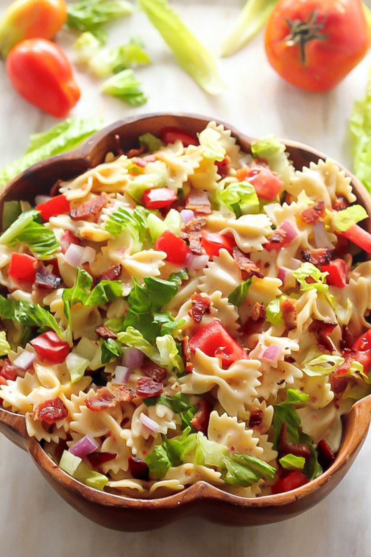 Good and easy pasta salad recipe