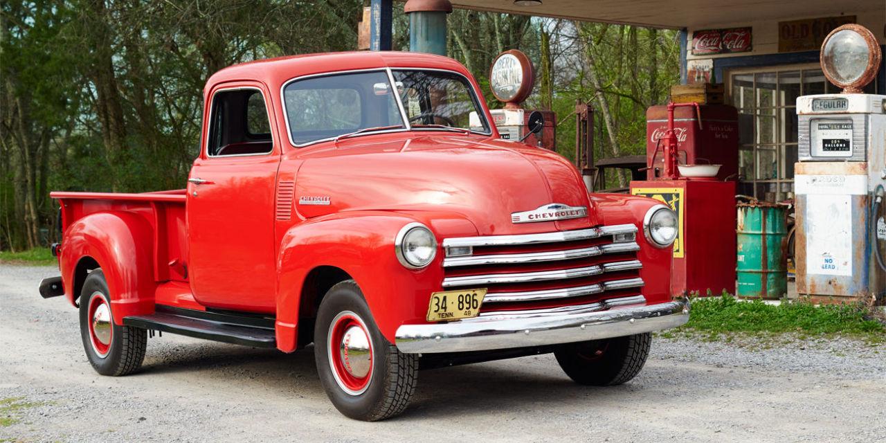 Classic American Pickup Trucks History Of Pickup Trucks