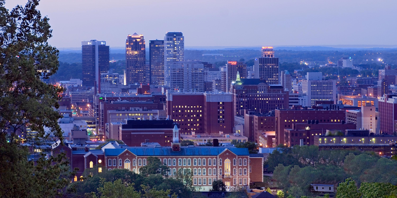 2015 Americas Most Affordable Cities Birmingham Alabama