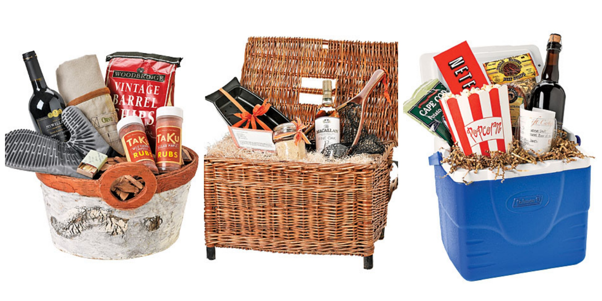 Themes For Gift Baskets: 10 DIY Father's Day Gift Baskets