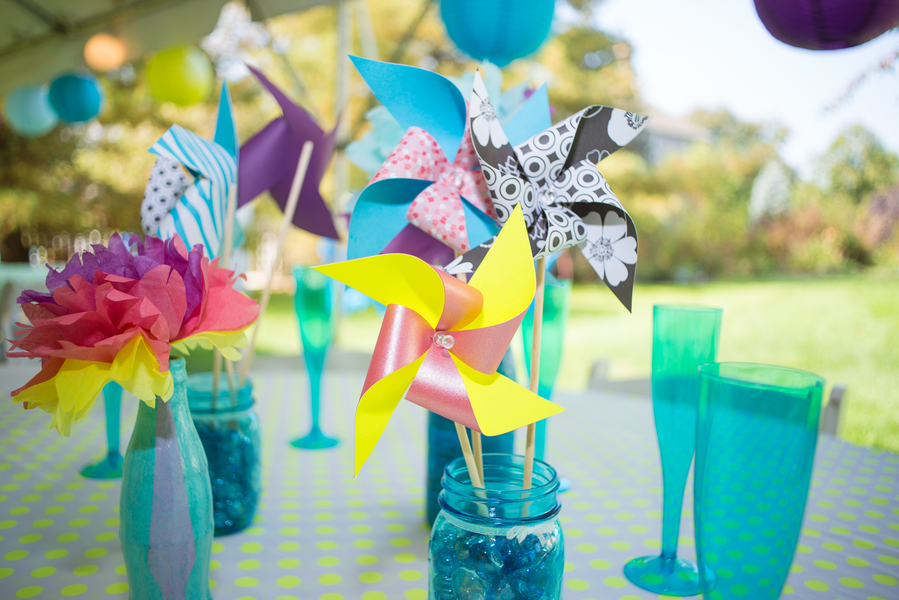 Make Pinwheels