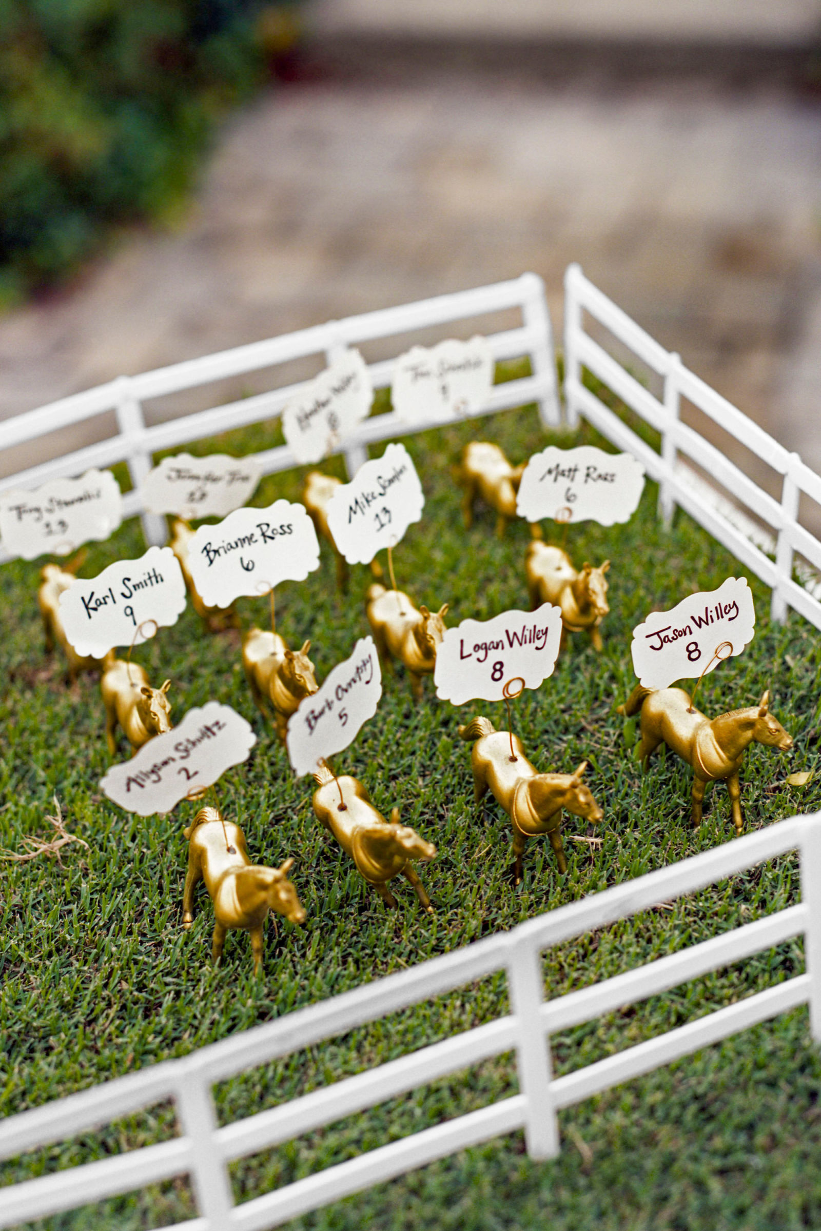 Wedding Place Card Ideas Creative Place Cards