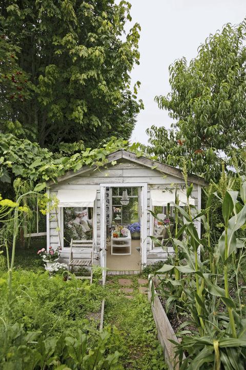 quaint greenhouse