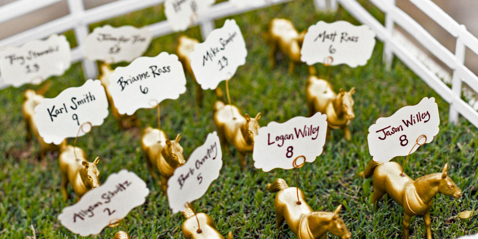 Wedding Place Card Ideas - Creative Place Cards
