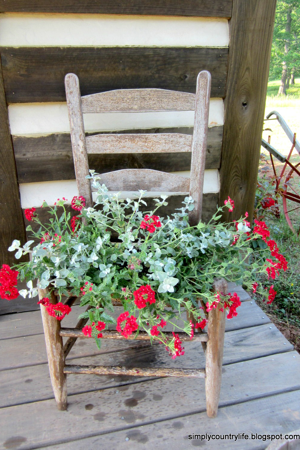 How To Repurpose Old Furniture 13 creative ways to repurpose old chairs - repurposed furniture ideas