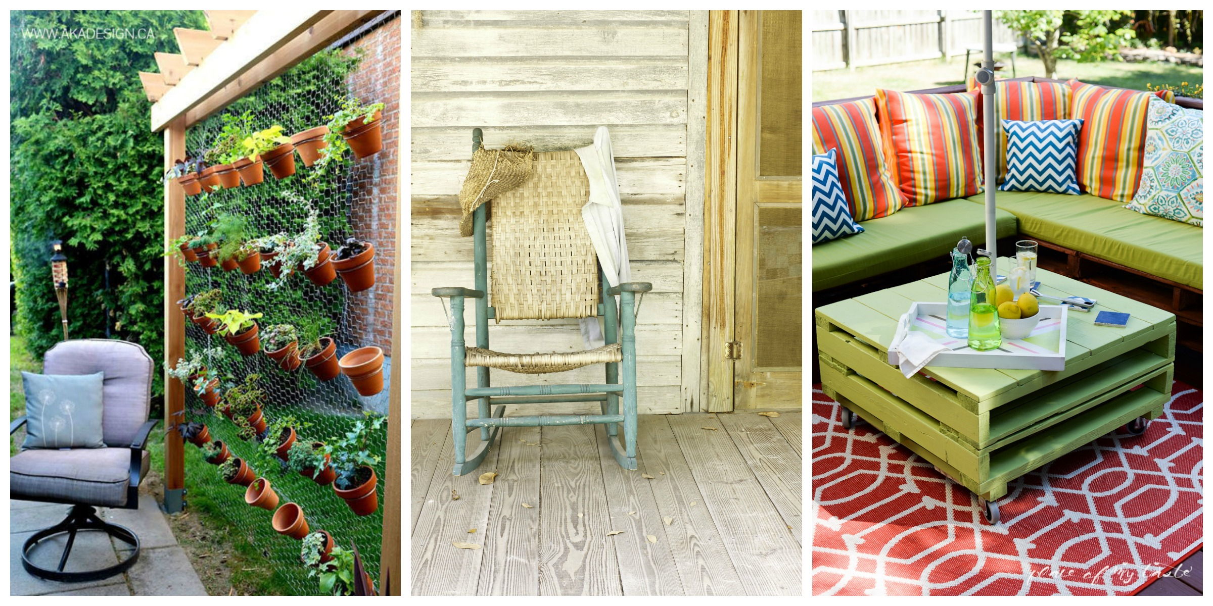 Zillow porch and patio trend report porch and patio for Outdoor summer decorating ideas